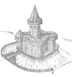 12. kép Gór rekonstrukció